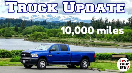 2018 Ram 3500 Truck Review Update after 10,000 Miles