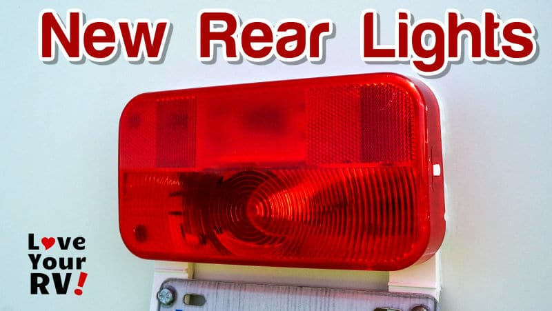 Replacing Rear Trailer Signal Lights feature photo