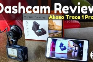 Akaso Trace 1 Pro Dashcam Review Feature Photo
