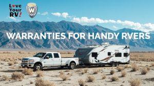 Warranties for Handy RVers