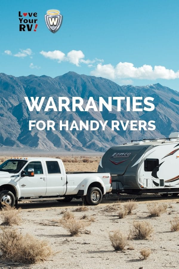Warranties for Handy RVers