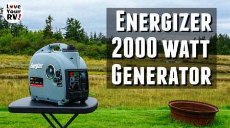 Energizer 2000W Portable Generator Review *Updated*