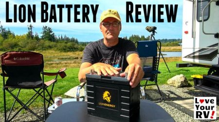 Lithium RV Battery Review – Lion Energy Safari UT