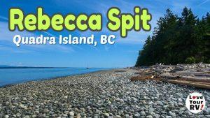 Rebecca Spit Quadra Island Feature Photo