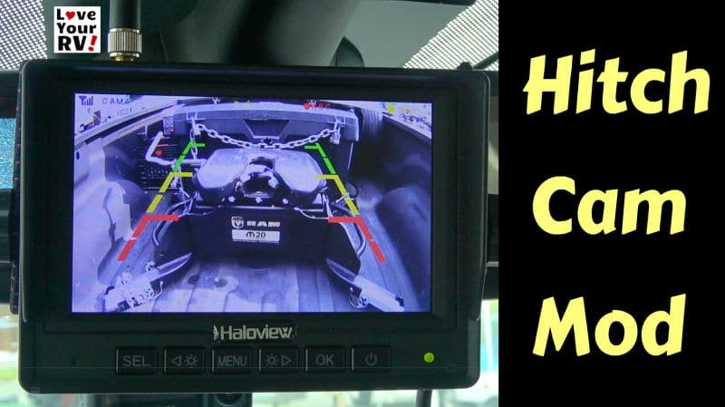 Hitch Camera Mod Feature Photo