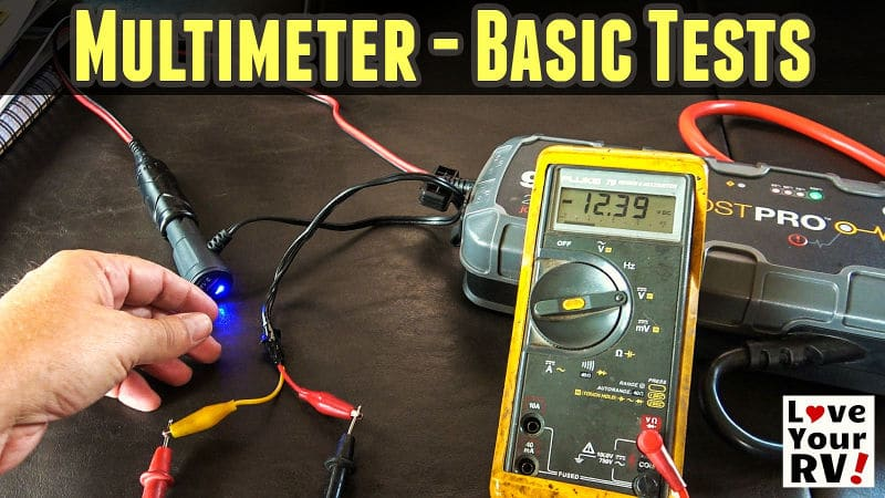 Multimeter Basics Feature Photo