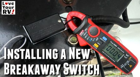 Trailer Breakaway Switch – Install and Test