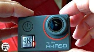 Action Camera Akaso V50 Elite Feature Photo