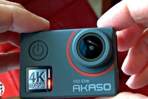 Action Camera Akaso V50 Elite Feature Photo