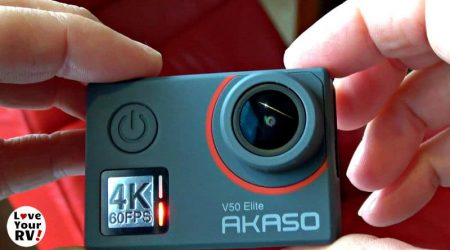 Another Camera for LYRV – Akaso V50 Elite Action Cam