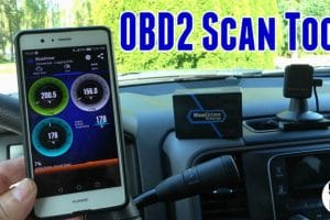Blue Driver OBD2 Scan Tool Feature Photo