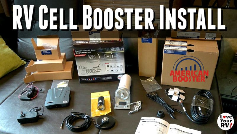 Cell Signal Booster Install American Booster Feature Photo