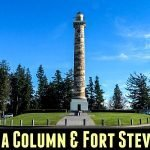 Astoria Column and Fort Stevens SP Oregon Feature Photo
