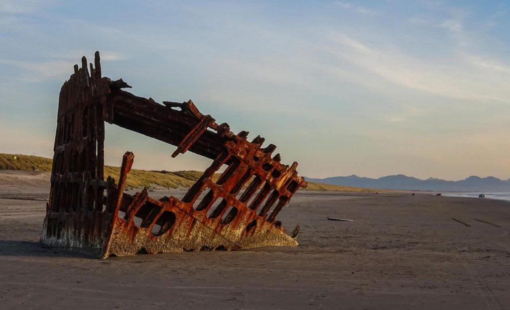 Fort Stevens SP Ship Wreck