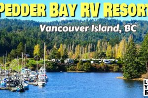 Pedder Bay RV Resort Feature Photo