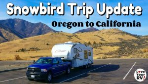 Trip Update Oregon to California Feature Photo