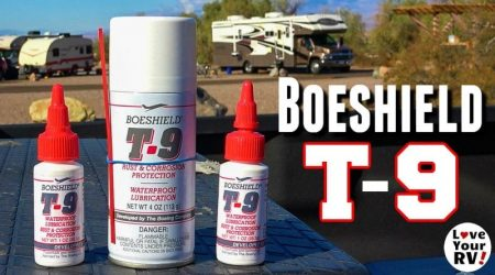 Boeshield T-9 Lubricant + Rust/Corrosion Protection