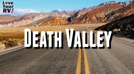 Astounding Death Valley National Park – 7 Videos from our Visit