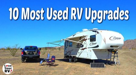 10 RV Upgrades We Use All the Time