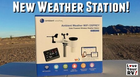 Christmas RV Goodie! –  Deluxe Weather Station for the Rig
