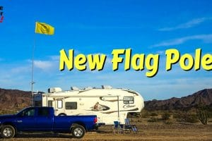 New Flag Pole Feature Photo