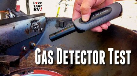 Testing Out a Cheap Portable Gas Detector for the RV
