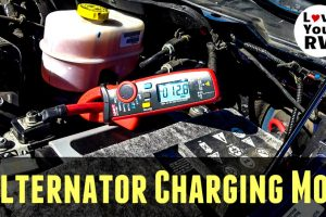 Alternator Charging Mod Feature Photo