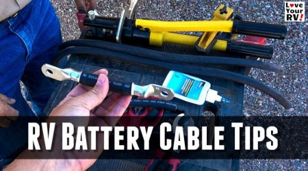 Building Custom RV Battery/Inverter Cables – Tips and Advice