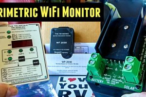 Trimetric WF2030 WiFi module Feature Photo