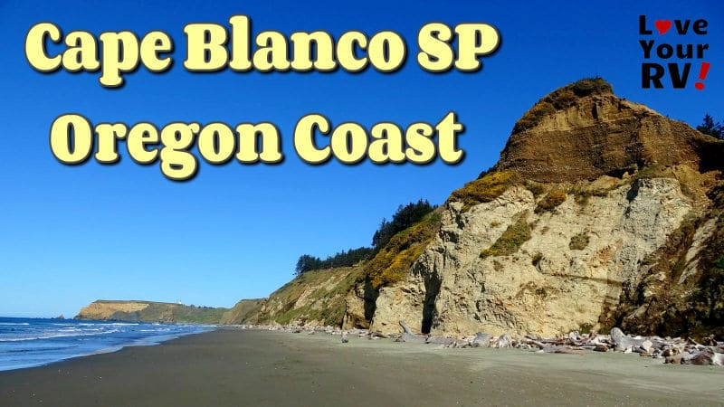 Cape Blanco State Park Feature Photo