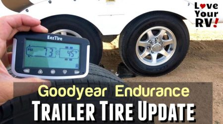 Goodyear Endurance Trailer Tires & EEZRV TPMS – Review Update