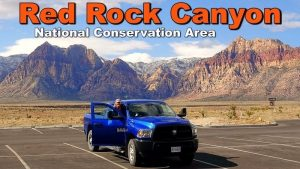 Red Rock Canyon BLM Nevada Feature Photo