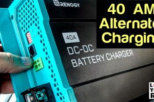 Renogy 40A DC-DC Charger Feature Photo