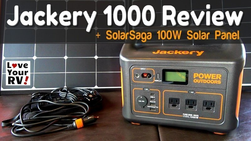 Jackery !000 Review Feature Photo