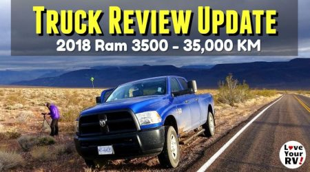 2018 Ram 3500 Truck Review Update – 35,000 KM (21,748 Miles)