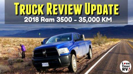 2018 Ram 3500 Truck Review Update – 35,000 KM (21,748 Miles)