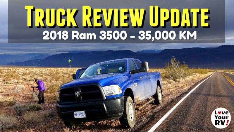 Truck Review Update 35KM Feature Photo