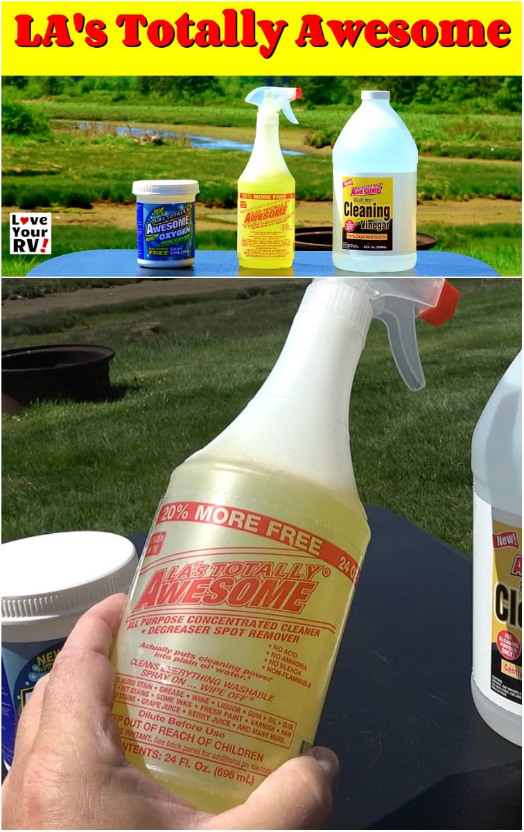 LAs Totally Awesome all purpose cleaner