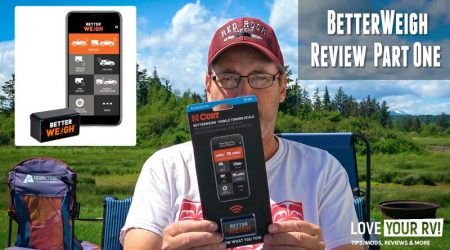 BetterWeigh Mobile Towing Scale Review – Part 1