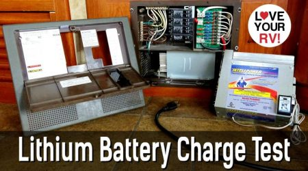 Lithium Battery Charge Test – Can You Use a Lead Acid Converter/Charger?