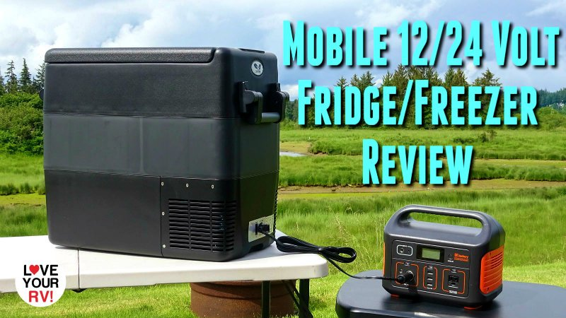 Mobile Fridge Freezer Review Feature Photo
