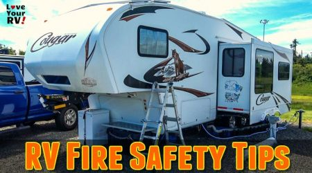 RV Fire Safety Tips and Advice
