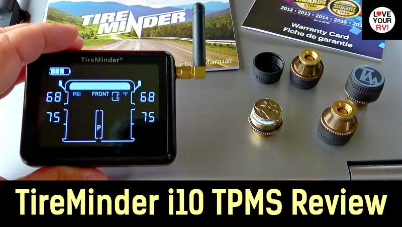 TireMinder i10 TPMS Review Feature Photo