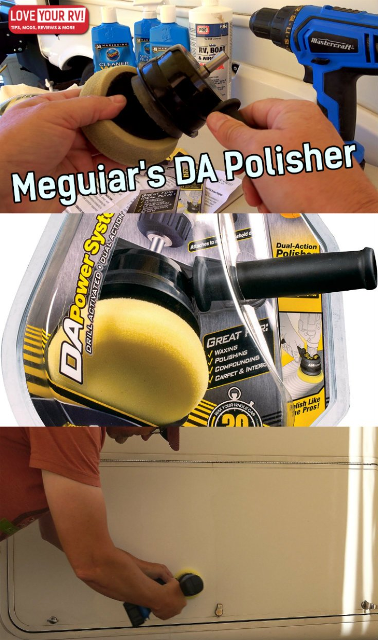 Meguiars Dual Action Polisher Review
