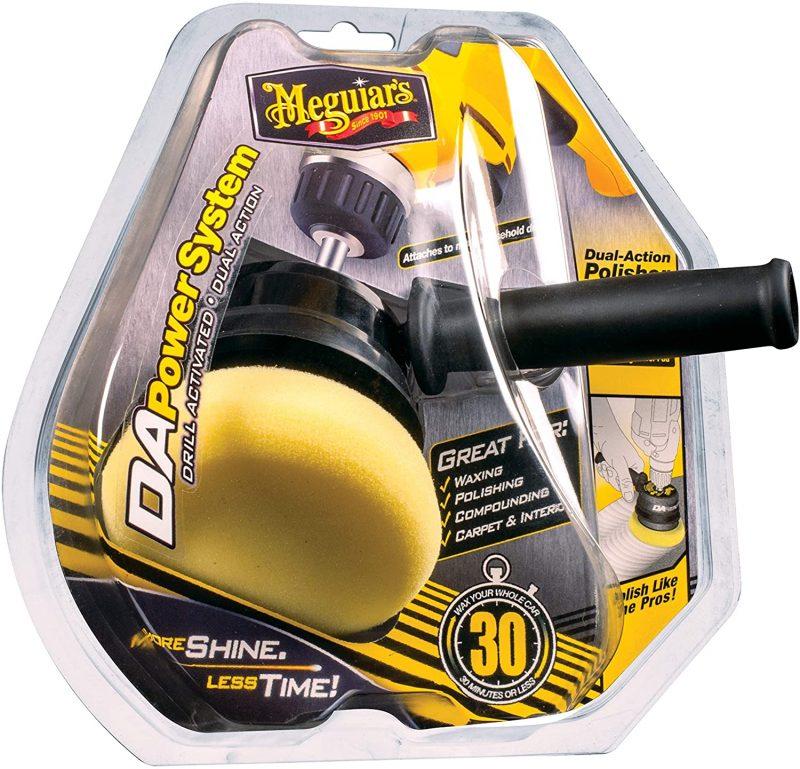 Meguiars DA Polisher G3500