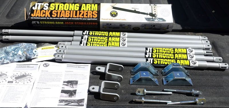 JTs Strong Arm Stabilizers