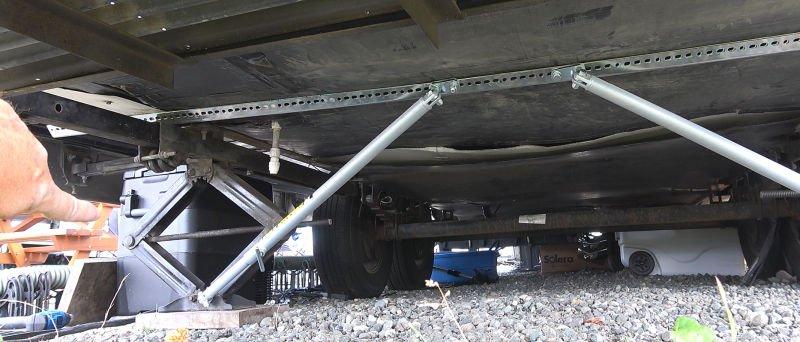 Rear Stabilizer Install