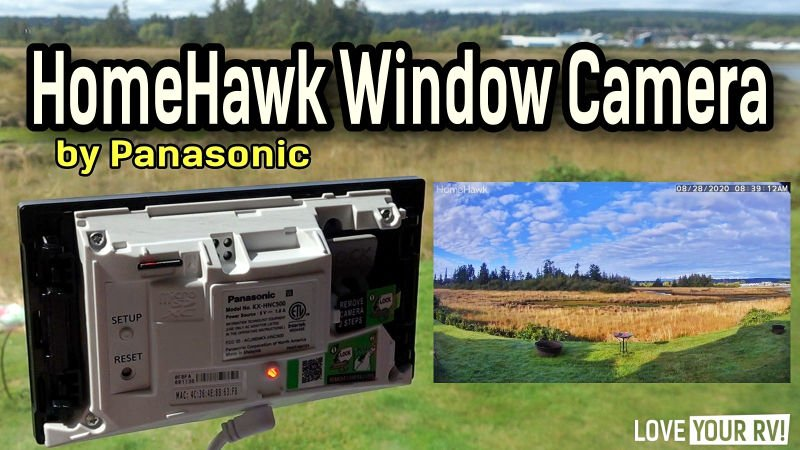 Panasonic HomeHawk Window Camera Review Feature Photo