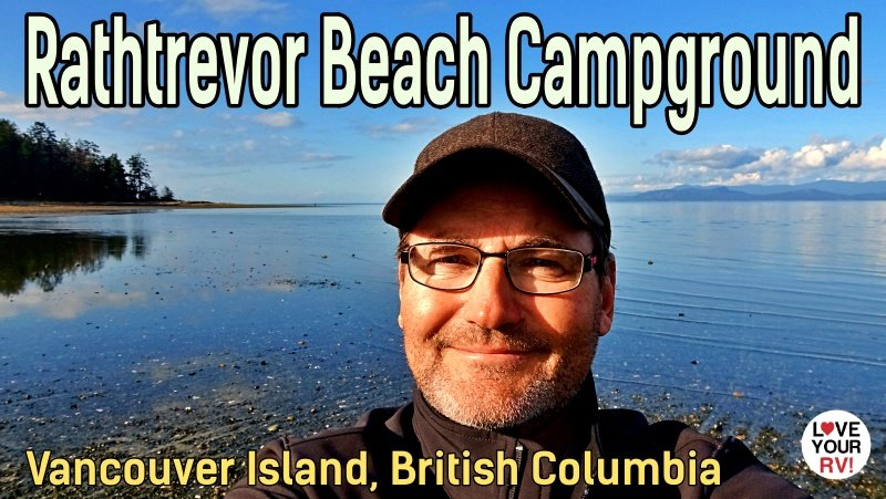 Rathtrevor Beach Provincial Park Feature Photo