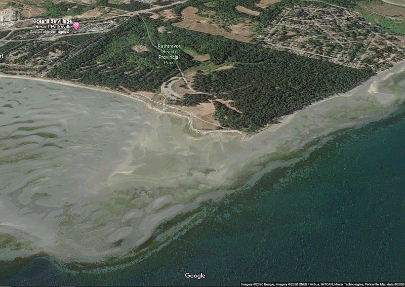 Rathtrevor Park on Google Maps
